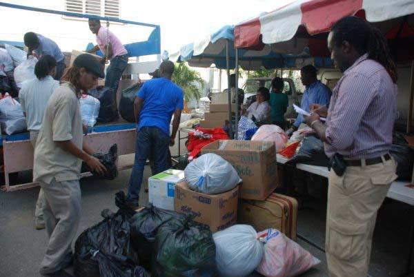Volunteers for Help Haiti