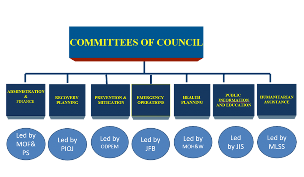 committees of council